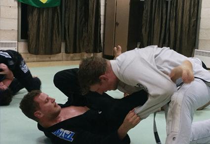 MMA וג'וגיטסו ברזילאי לקבוצת גברים